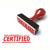 Успешно завершив тренинг, участник может получить сертификат соответствия